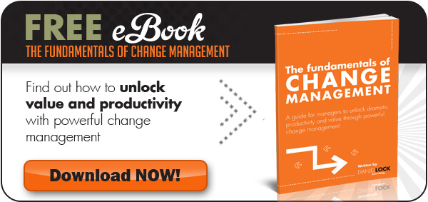 CTA Chnage Management Change Management and Innovation: A Process of Attitude, not an Attitude of Process