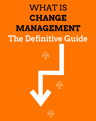 What is change management the definitive guide