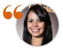 Michelle Oliveira – Testimonials