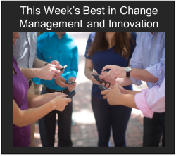 change management and innovation and leaderership