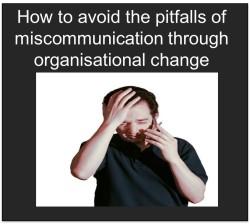 Avoid the pitfalls of miscommunication