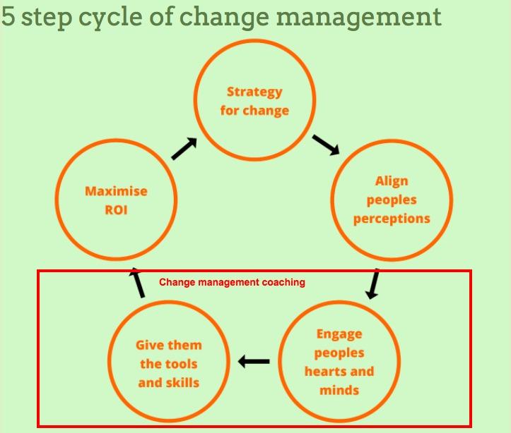 change management coaching