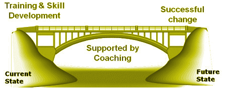 change management coaching improve performance.