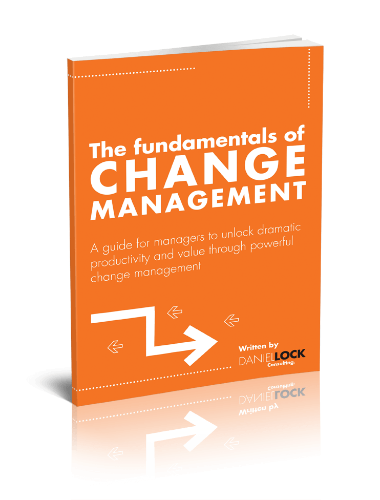 Free Ebook: The Fundamentals of Change Management