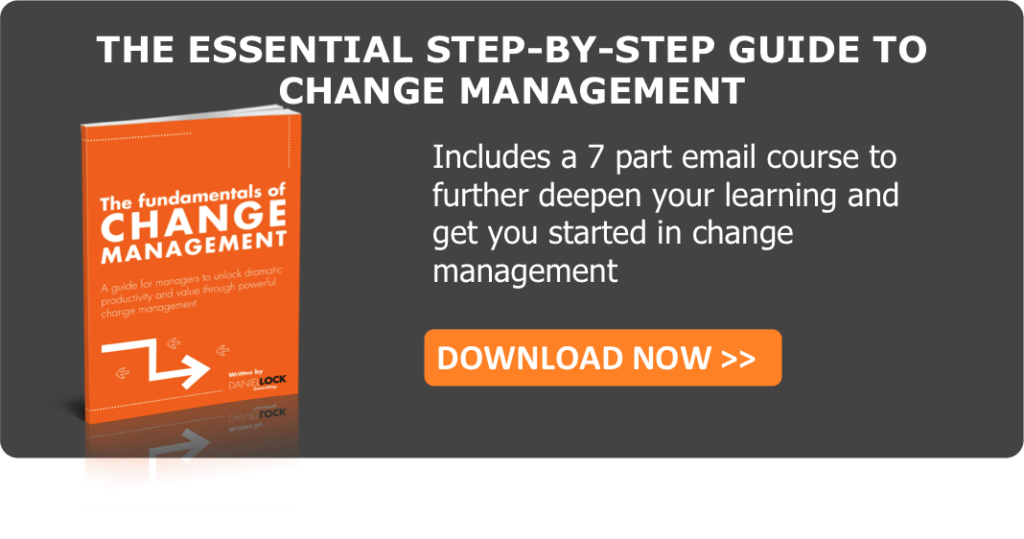Free Change Management Course